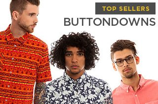 Top Selling Buttondowns