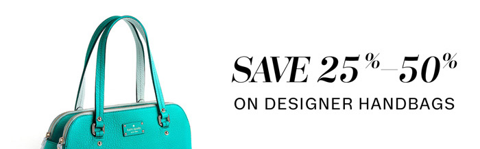Save 25%-50% on Designer Handbags. Shop Now.