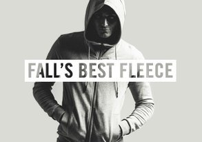 Shop Fall's Best Fleece