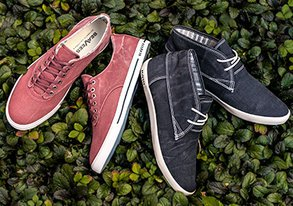 Shop SeaVees: Casual Canvas Shoes