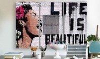 Banksy Street Art Favorites   Shop Now