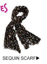 Shop Sequin Scarf