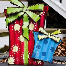 Christmas in September: Outdoor Décor