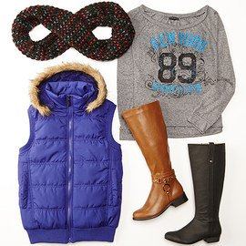 Shop the Look Plus: Football Tailgate