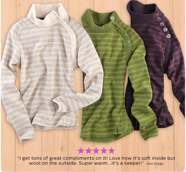 Slam Dunk Sweater ›