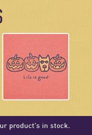 Girls Crusher Longsleeve Rocket and Pumpkins