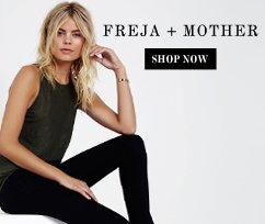 Freja + Mother