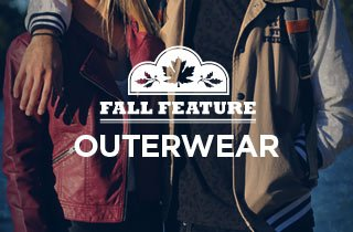 Fall Feature: Outerwear