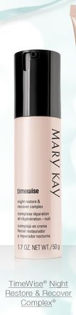 TimeWise® Night Restore & Recover Complex®