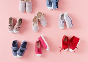 California Cool: Girls' Sneakers