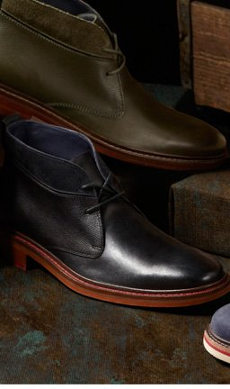 Cole Haan® Colton Chukka Boots