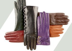 Fall Essentials: Leather Gloves