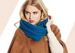 Fall Essentials: The Infinity Scarf