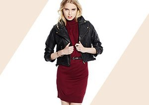 Fall Essentials: Leather & Shearling Jackets