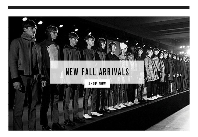 New Fall Arrivals | Shop Now