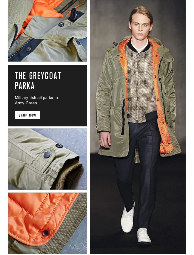 The Greycoat Parka