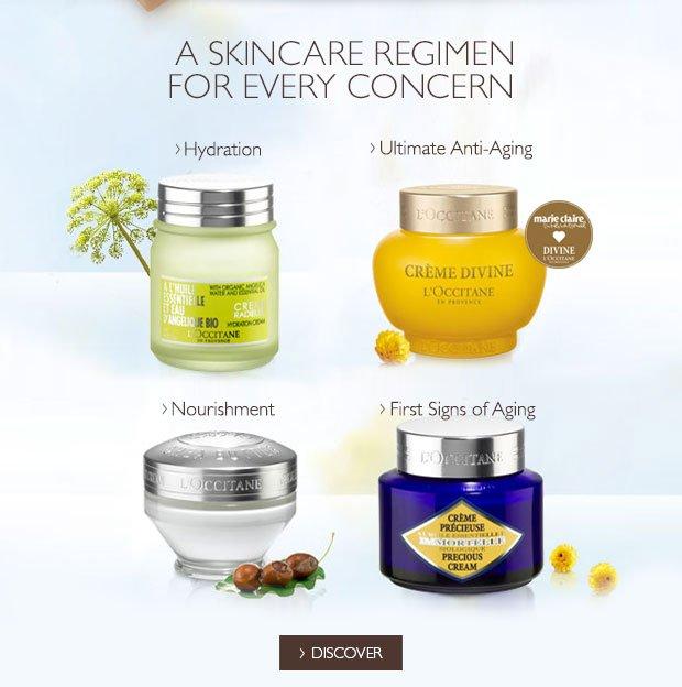 A Skincare Regimen for Every Concern