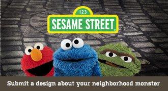 A new Sesame Street Challenge