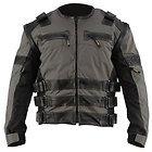 Xelement Men's Asylum Gray/Black Jacket