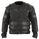Xelement Men's Asylum Black Jacket