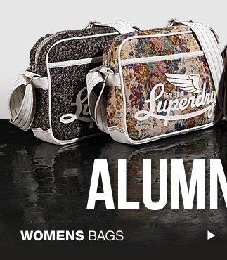 Womens Alumni Bags