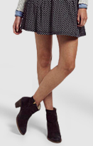 Tokyo Polka Skirt