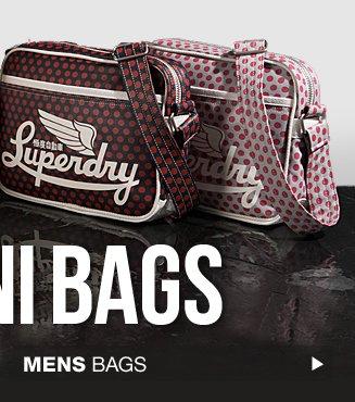 Mens Alumni Bags