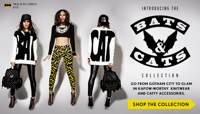 Bats & Cats Collection