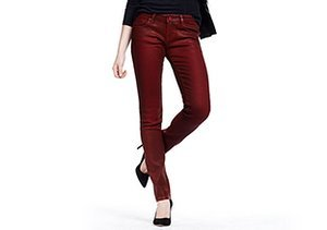Denim Fits: Colored & Printed Jeans