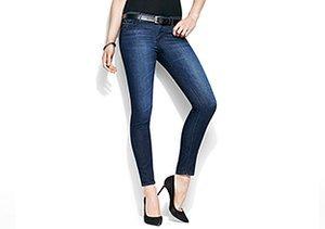Denim Fits: Skinny Jeans