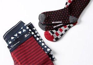 Ben Sherman: Socks & Underwear