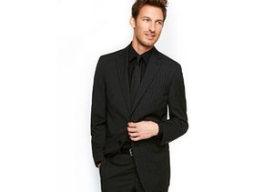 Suit Shop ft. Calvin Klein