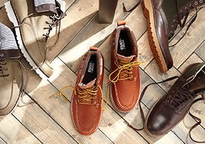 Style Staple: Brown Leather Boots