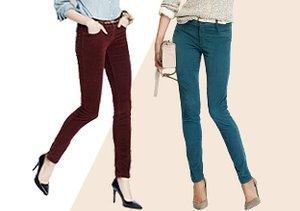 Fall Essentials: Corduroy Jeans