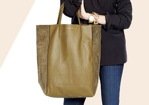 Fall Essentials: The Carryall