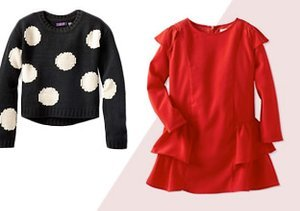 Fall Essentials: Girls' Sweaters, Dresses & More