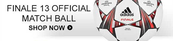 Shop Champions League Finale Match Ball »