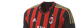 Shop AC Milan Home Jersey »