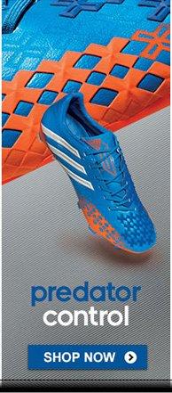 Shop Predator Soccer Collection »