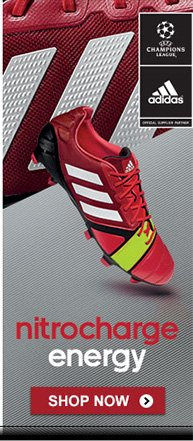 Shop Nitrocharge Soccer Collection »