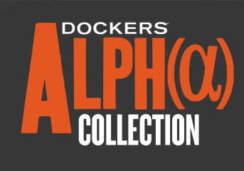 Dockers® Alph(α) Collection
