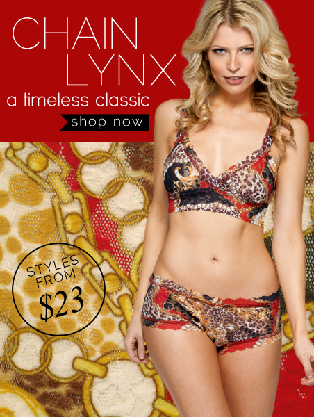 Chain Lynx a Timeless Classic
