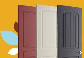 Solid-Core Interior Door