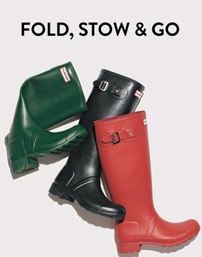 FOLD, STOW & GO