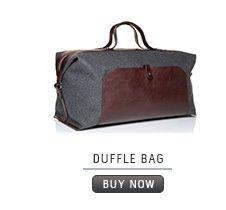 Bag: Duffel bag