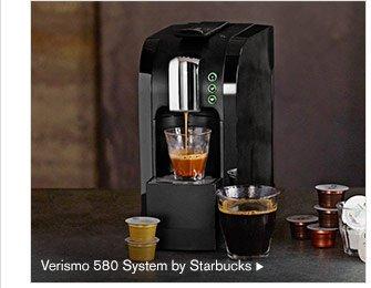 Verismo 580 System by Starbucks