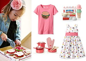 The Little Foodie: Toys & Clothing