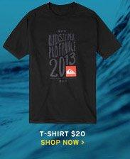 T-shirt $20 - Shop Now