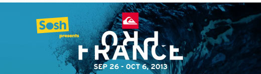 Quik Pro France - Sept 26 - Oct 6, 2013