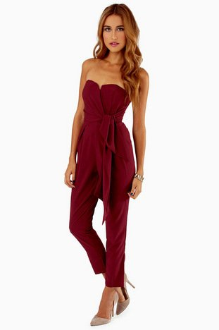 KNOTTY OR NICE JUMPSUIT 47